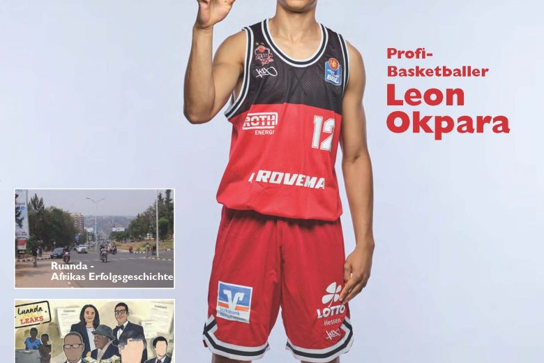 Cover Leon Okpara Afp 77 / April 2020